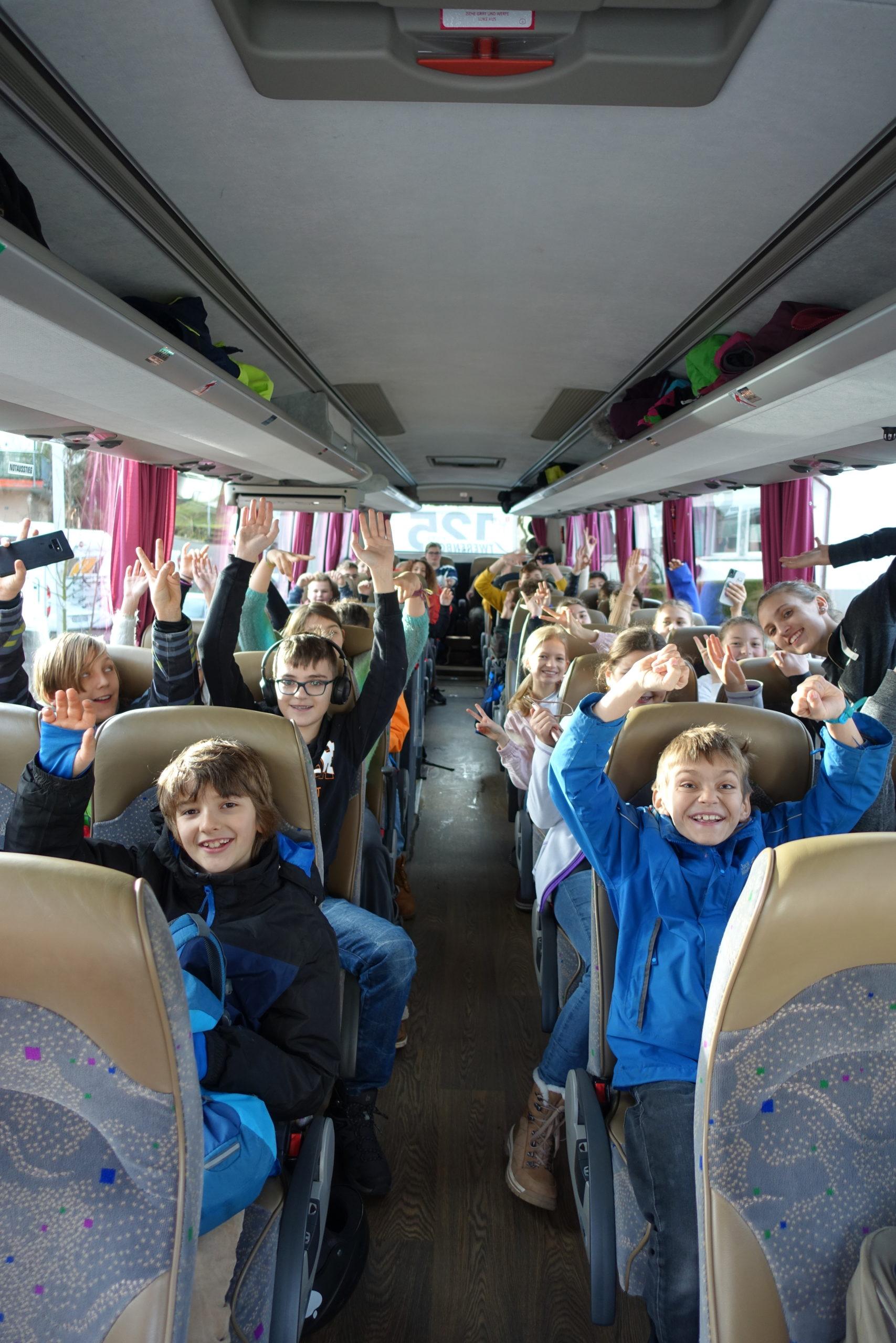 Skilager 2020 Sonntag – 001 Kinder bereit